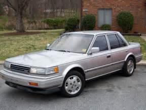 1987 Nissan Maxima For Sale Diasiss 1987 Nissan Maxima Specs Photos Modification