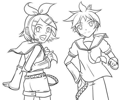 vocaloid coloring pages vocaloid coloring pages coloring home