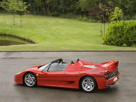 Ferrari F50 Convertible by Stock Tom Hartley Jnr