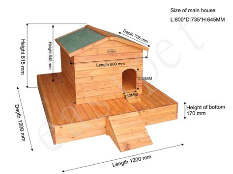 Mallard Duck House Plans Large Duck House Wooden Floating Platform Wood Nesting Box