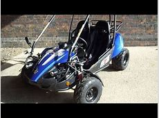 Hammerhead GTS 150 Go-Kart - YouTube Hammerhead Go
