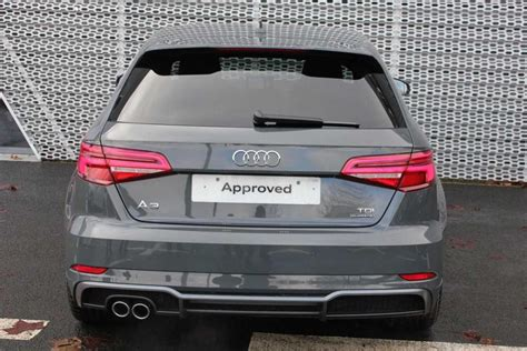 Audi A3 S Line Diesel by Used 2017 Audi A3 2 0 Tdi Quattro S Line 5dr For Sale In