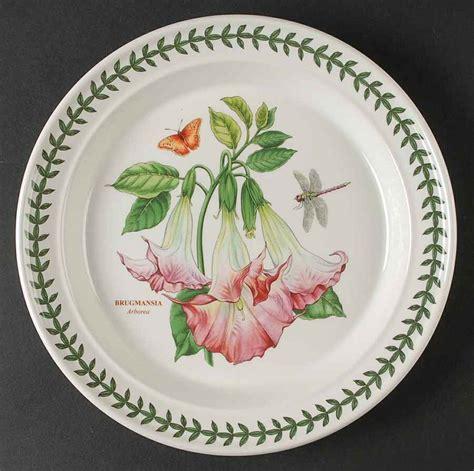 Botanical Gardens Dishes Portmeirion Botanic Garden Arborea Dinner Plate 10003085 Ebay