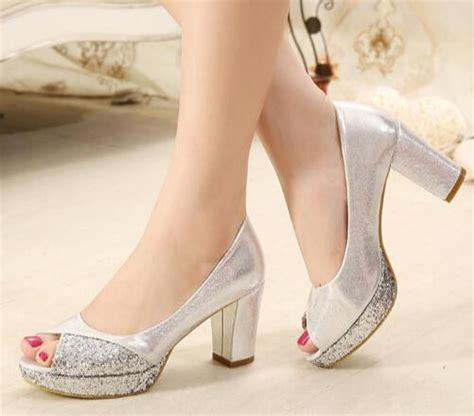 gold heels for wedding glitter sequins gold heels silver wedding shoes