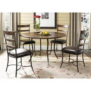 Metal Dining Room Furniture Metal Dining Room Set Marceladick