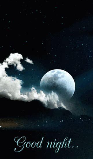 imagenes good night my love beautiful animated moon art gifs at best animations
