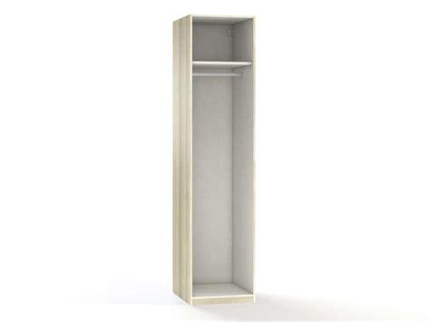 armoire 50 cm largeur caisse 50 cm no limit coloris ch 234 ne vente de armoire