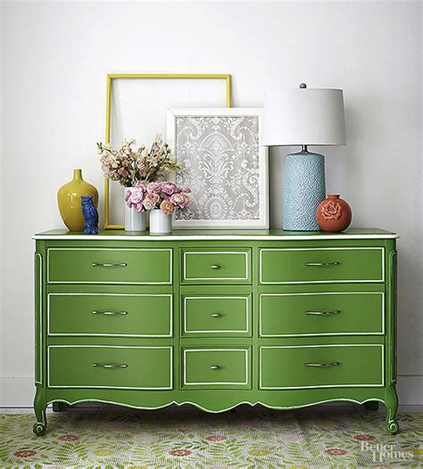 Ideas For My Buffet Makeover And My Thoughts On Painting Green Buffet Furniture