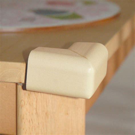 Desk Corner Protector New Safetots Foam Corner Table Desk Guards Pack Of 8 Edge Protectors Ebay