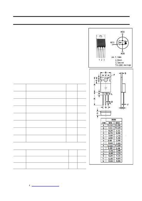 transistor mosfet application 4n65 datasheet pdf pinout n channel mosfet transistor