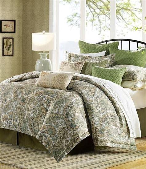 pc harbor house serena king comforter set pillows