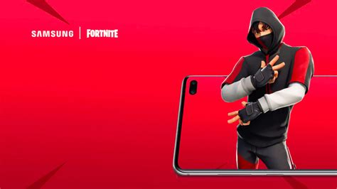 Samsung Galaxy S10 Fortnite Skin by The Samsung Galaxy S10 Gets Paid An Exclusive Skin And 60 Fps On Fornite The Ring Tum Phi