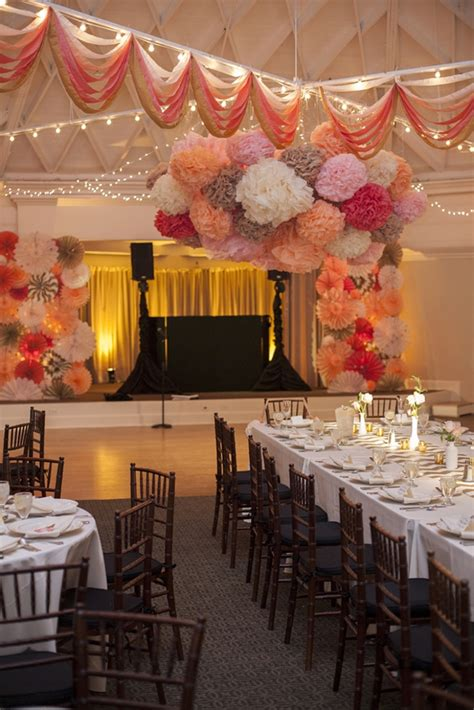 diy wedding reception ceiling decorations david s wedding has amazing diy wedding ideas