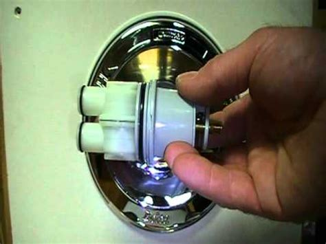Repairing Shower Faucet by Repairing A Leaky Delta Bath Or Shower Faucet Single Lever