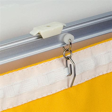 i beam track curtains recmar 4108 bendable i beam curtain track aluminum 48