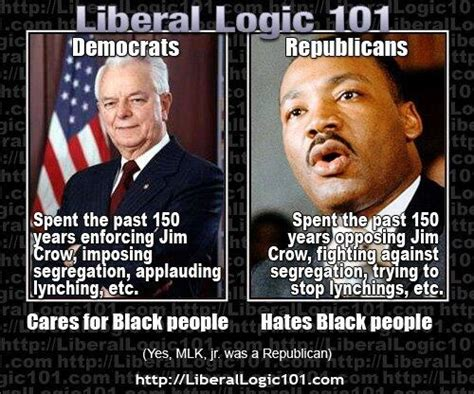 Liberal Logic Meme - this is senator byrd that was a high ranking in the kkk
