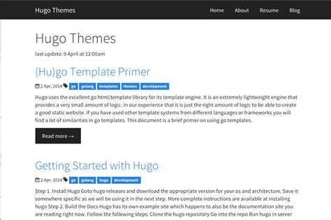 bootstrap template github gallery templates design ideas