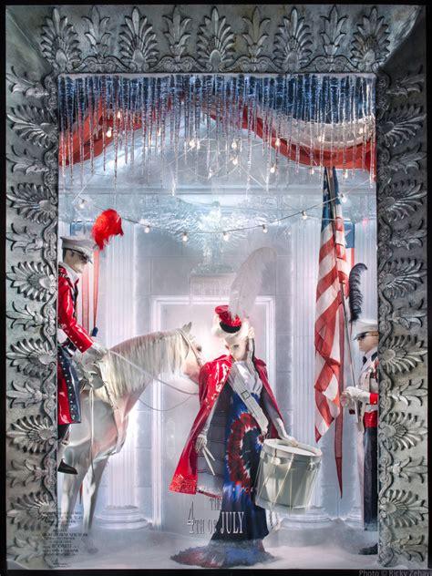 bergdorf goodman quot holidays on ice quot holiday window displays