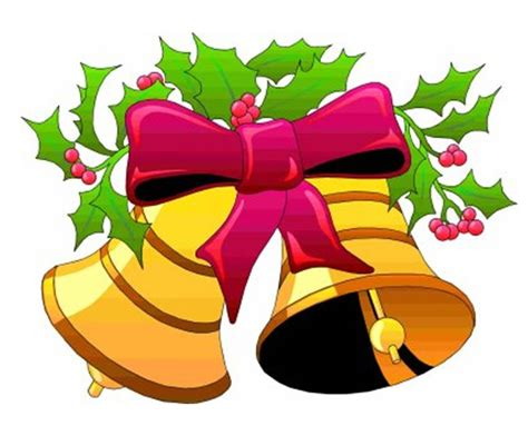 picture of christmas bell cliparts co