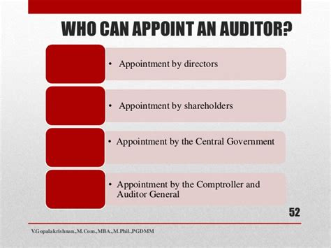 Can I Be An Auditor With An Mba In Accounting auditing