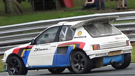 peugeot 205 group b peugeot 205 t16 evo 2 group b replica monster