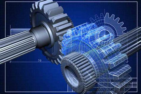 Design And Manufacturing Of Gears | importance du g 233 nie m 233 canique dans l industrie