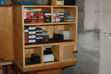 Reloading Cabinet Plans by Show Us A Picture Of Your Reloading Bench Page 96 Thr