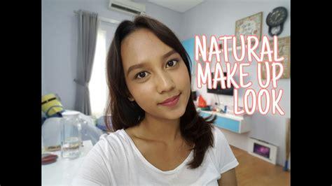youtube tutorial makeup indonesia natural makeup tutorial restananda indonesia youtube