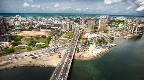 island the premier hub of lagos
