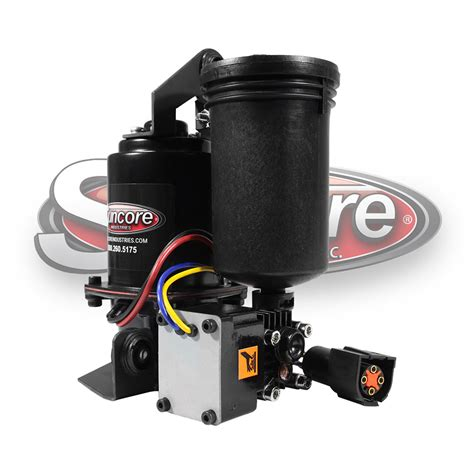 suncore industries air ride suspension compressor