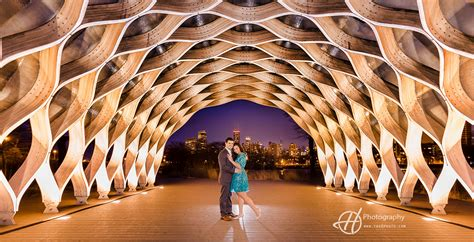 lincoln zoo park chicago engagement photo shoot downtown chicago h photography