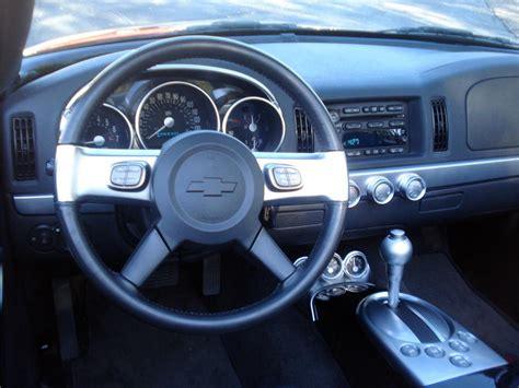 Ssr Interior by 2005 Chevrolet Ssr Roadster 116489