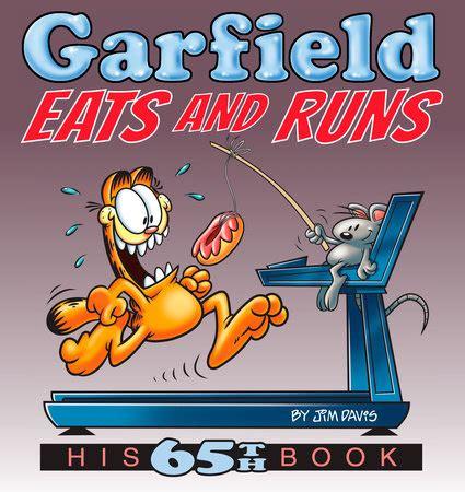 garfield feeds the his 35th book books garfield