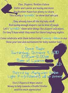 Sprinkle Invitations Templates by Baby Sprinkle Invites Template Best Template Collection