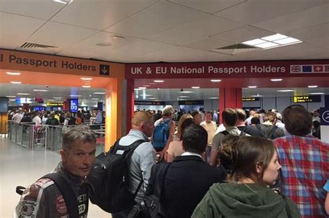 Airport Post Office Passport by Our Borders After Brexit The Commentator