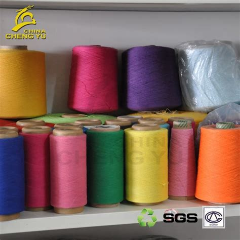 alibaba yarn yarn stock lot from china is regenerated cotton poly yarn