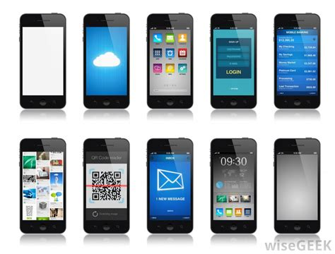 types of android phones what are the different types of mobile phone operating systems