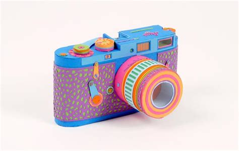 How To Make Paper Gadgets - colorful paper gadgets by zim zou 1 design per day