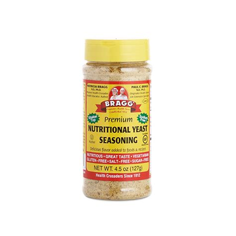 Nutritional Yeast Shelf royal nut company royal pantry condiments spices nutritional yeast seasoning