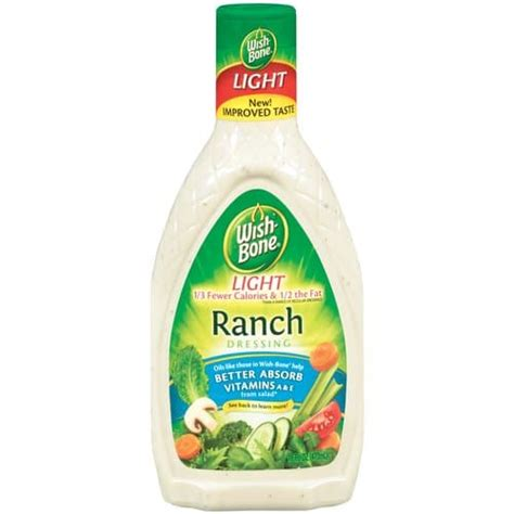 calories in light ranch salad dressing light ranch dressing from right nurtrition price