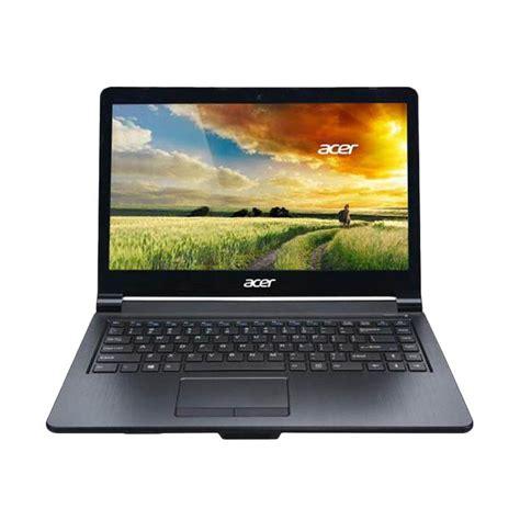 Laptop Acer 14 Inch I3 jual acer aspire z476 laptop i3 6006u 14 inch 4gb 1tb dos