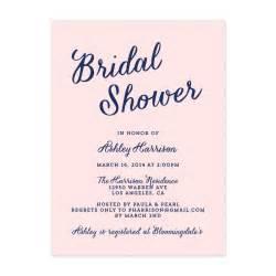 Wedding Shower Invitation » Home Design 2017
