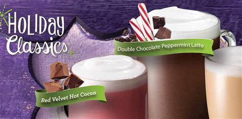 Coffee Bean Gift Card Singapore - coffee bean tea leaf new christmas beverages from 2 nov 2015