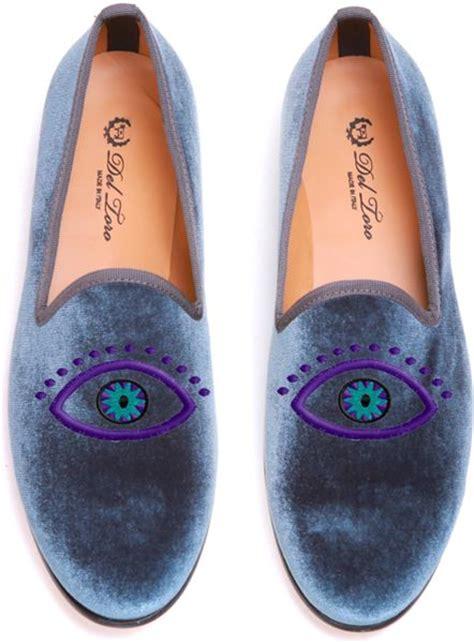toro prince albert slipper toro prince albert grey velvet slipper loafers with
