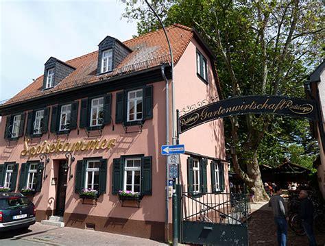 galerie frankfurt - Restaurant Speisekammer Heddernheim