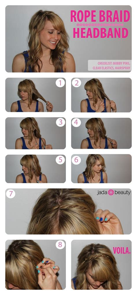 diy head band to hide balding cute and simple for everyday hairstyle hairstyles and