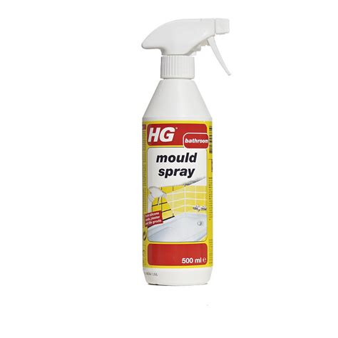 Mould Remover Bathroom by Hg Mould Remover Spray 500ml Ebay