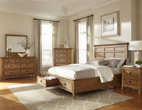 bedroom sets with storage beds hillary scottsdale platform storage bedroom set 200609 furniture pics with drawers