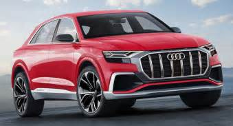 Crossover Audi Audi Plotting Rs Q8 Performance Crossover For Geneva Debut