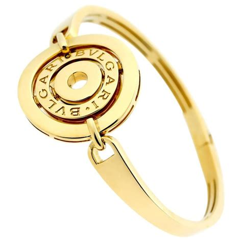 Bangle Bvlgari Gold Coloured Diamonds Bangle bulgari pearl ruby sapphire gold cuff bangle bracelet for sale at 1stdibs
